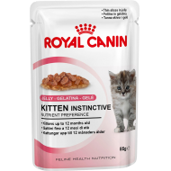 Royal Canin Kitten Instinctive in Jelly 12 x 85g