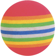 Trixie Rainbow Balls 4 pakk