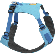 Ruffwear Hi & Light Harness Hundesele Blå
