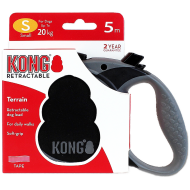 Kong Terrain Rullekobbel Svart