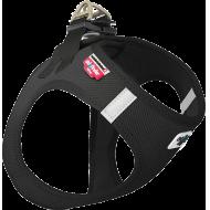 Curli Vest Harness Cord Svart