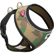 Curli Basic Harness Air-Mesh Camo