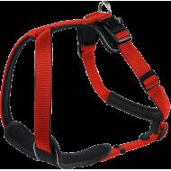 Hunter Hundesele Y-sele Neopren Rød 38 - 48 cm