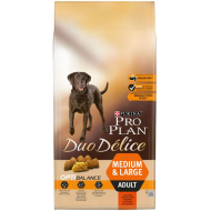 Purina Pro Plan Duo Delice Adult Beef & Rice 10 kg