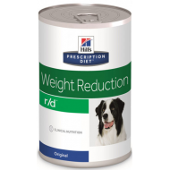 Hill's Prescription Diet Canine r/d våtfôr 12 x 350g