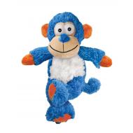 Kong Cross Tyggeleke Ape med Tauknuter S/M
