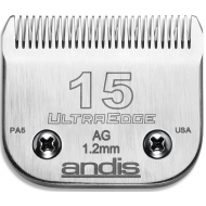 Andis Skjær ultra edge blad no 15 1,2 mm