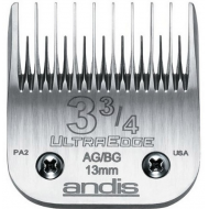 Andis Skjær ultra edge blad no 3-3/4 13 mm