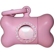 United Pets Bon Ton Nano Luxury pink 1 stk Rosa/Bling