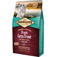 Carnilove Cat Karpe og Ørret