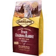 Carnilove Cat Kylling og Kanin
