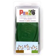 Pawz Hundesko Mørkegrønn 12,7 cm