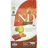 Farmina N&D Cat Pumpkin Venison & Apple Adult 1,5kg
