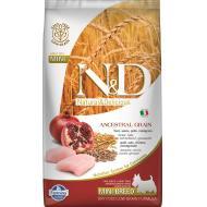 Farmina N&D Dog Low Grain Chicken & Pomegranate Light Adult Min/Med