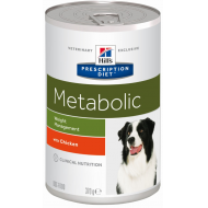 Hill's Prescription Diet Canine Metabolic våtfôr 12 x 370g