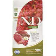 Farmina N&D Cat Quinoa Urinary Duck 1,5kg