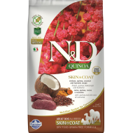 Farmina N&D Dog Quinoa Skin & Coat Venison