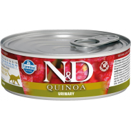 Farmina N&D Cat Quinoa Urinary 12x80g
