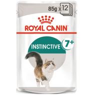 Royal Canin Instinctive +7 in Gravy 12 x 85g