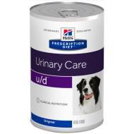 Hill's Prescription Diet Canine u/d våtfôr 12 x 370g