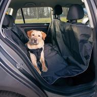 Trixie Bilseteteppe Hund Sort