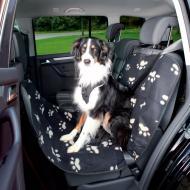 Trixie Bilseteteppe hund med potemotiv 0,65 x 1,45 m