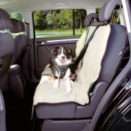 Trixie Bilseteteppe hund beige 1,40 x 1,20 m