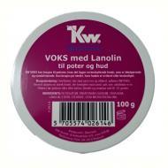 KW Voks med Lanolin til Poter og Hud 100gr