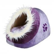 Trixie Minou Katteseng Hundeseng Lilla 35 x 26 x 41 cm