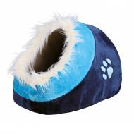 Trixie Minou Katteseng Hundeseng Blå 35 x 26 x 41 cm