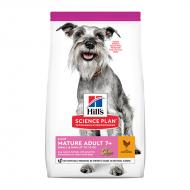 Hill's Science Plan Dog Mature Adult 7+ Light Small & Mini Chicken