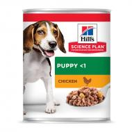 Hill's Science Plan Puppy Healthy Development Chicken Våtfôr 12x370g