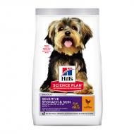 Hill's Science Plan Dog Adult Small & Mini Sensitive Stomach & Skin Chicken 3 kg