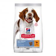 Hill's Science Plan Dog Adult Medium No Grain Chicken