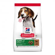 Hill's Science Plan Puppy Healthy Development Medium with Lamb & Rice 14 kg