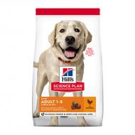 Hill's Science Plan Dog Adult Light Large Chicken 14 kg