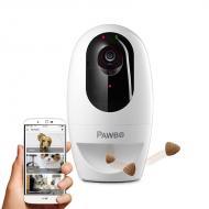 Pawbo + Interaktivt Kjæledyrskamera HD