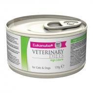 Eukanuba Veterinary Diet Cat & Dog High Calorie Formula våtfôr 12 x 170g