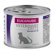 Eukanuba Veterinary Diet Cat Dermatosis LB Våtfôr 6x200 g