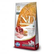 Farmina N&D Dog Low Grain Chicken & Pomegranate Light Adult Med/Max 12 kg
