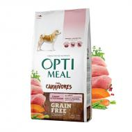 OPTIMEAL Dog Adult & Senior All Breeds Grain Free Turkey & Veggies