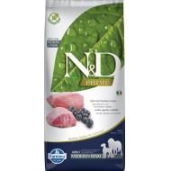 Farmina N&D Dog Grain-Free Lamb & Blueberry Adult Med/Max