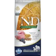 Farmina N&D Dog Low Grain Lamb & Blueberry Adult Med/Max