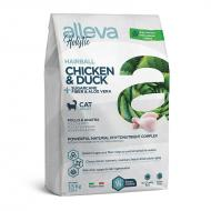 Alleva Holistic Cat Adult & Senior Hairball Care Chicken & Duck + Sugarcane Fiber & Aloe Vera