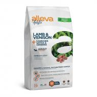 Alleva Holistic Dog Adult & Senior Mini Lamb & Venison + Cannabis Sativa & Ginseng - PRØVEPOSE