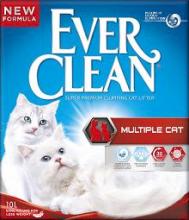 Ever Clean (Katt) Multiple Cat 10 L