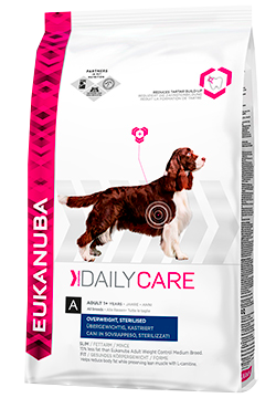 Eukanuba Daily Care Overweight/Sterilized