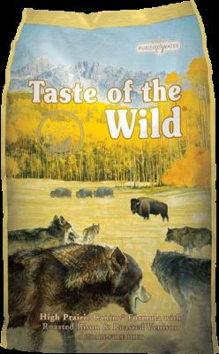 Taste of the Wild Dog High Prairie Bison 13,61 kg