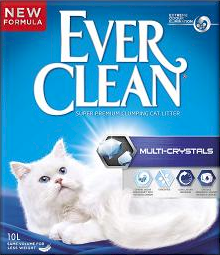 Ever Clean Multi Crystals Kattesand