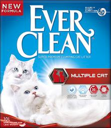 Ever Clean Multiple Cat Kattesand